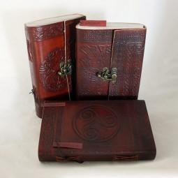 Lederbuch L2 keltisch