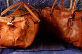 Leder Reisetasche