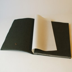 Nachfüllpapier XXL schwarz (f. Fotoalbum)