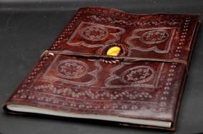 Skizzenbuch, A3, mit Stein, Auswechselbares Inlet