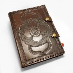 Kalender-/Buch-Hülle A5 punziert (Softcover)